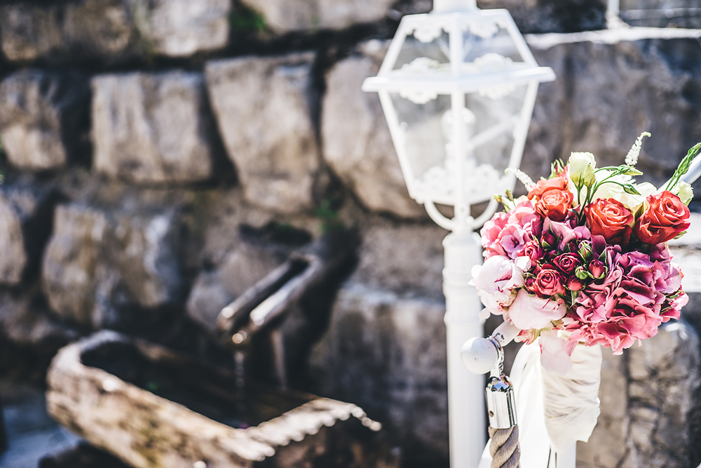 Hochzeitsfotograf München in Salzburg Wartenfels